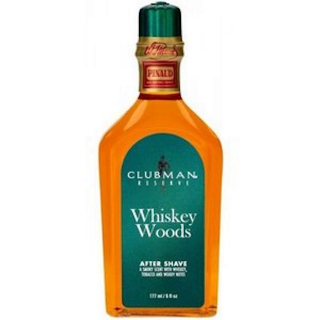 Лосьон после бритья Clubman After Shave Whiskey Woods,177 мл.